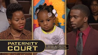 Man Says He Has Zero Spiritual Energy With This Child (Full Episode) | Paternity Court