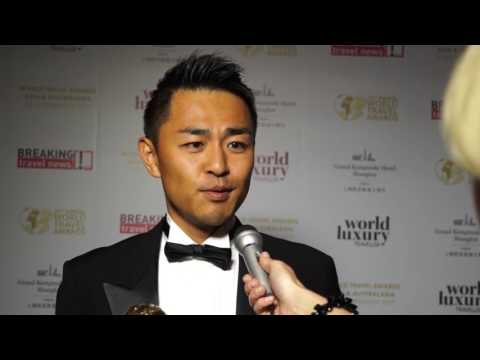 Yoshihiro Kawamura, director & owner, The George Christchurch