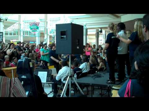 Peace River Elementary School Performance Highlight Reel at the 2013 Family Fusion