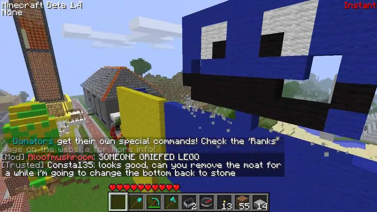 The ultimate Minecraft goatse! - YouTube