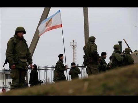Ukraine mobilizes after Putin's declaration of war