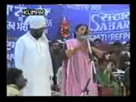 Haye ni ਸੱਸੇ ਮੇਰੀਐ mohd sadiq  ranjit kaur in 2002