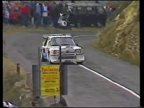 Rally San Remo 1986