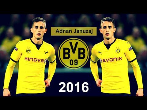Adnan Januzaj ● Best Skills, Goals, Assists | Borussia Dortmund | 2015/2016