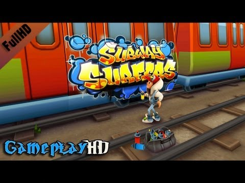 Subway Surfers Gameplay (PC HD)