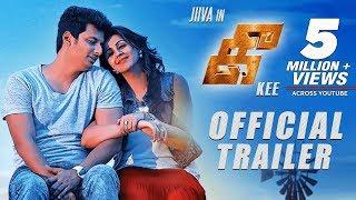 KEE Official Trailer | Jiiva, Nikki Galrani, Anaika Soti | Kalees | Vishal Chandrashekar