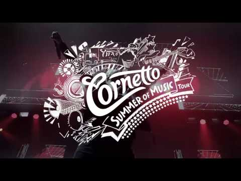 Cornetto Summer of Music 3° tappa Napoli