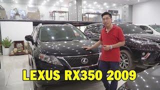 ✅ Chỉ từ 400 triệu sở hữu LEXUS RX350 nhập khẩu 2009 - XE SANG GIÁ RẺ cho người đam mê