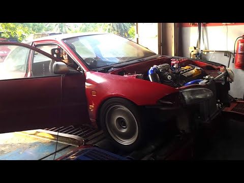 ZakiSpec SATRIA  SUPER 4G91 N/A ~ Skunk2 + S90 74mm 1st dyno tune