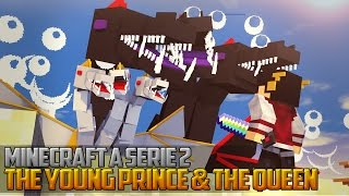 Minecraft: A Serie 2 - NASCE THE YOUNG PRINCE & THE QUEEN! ‹ 72 / AMENIC ›