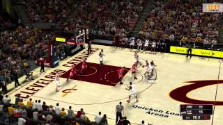 NBA 2K15 / XBOX 360 / Gameplay / Обзор игры / HD 1080
