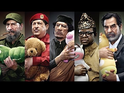Top 10 Crazy Dictators