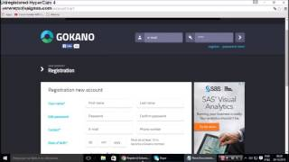 Como ganhar 500 GN na Gokano Funciona 100%