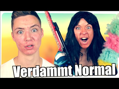 YTITTY - VERDAMMT NORMAL (PARODIE)