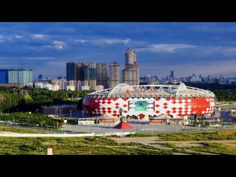 Otkritie Arena – FC Spartak Moscow home stadium