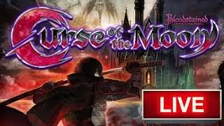 BLOODSTAINED: CURSE OF THE MOON (PC) - Castlevania VOLTOU! - #RetroLevel40k