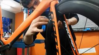 Giant Propel Advanced Pro 0 2015 Un-boxing Build and Display