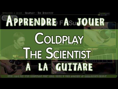 Apprendre Coldplay - The Scientist à la guitare