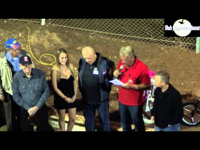 Arizona Motorsports Hall Of Fame Induction Of Bobby Gibson Oct 27th 2012