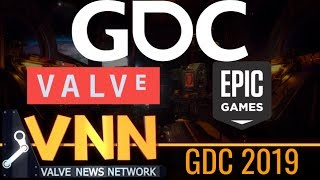 Will Steam Lose? - Epic Games Vs. Valve Software @ GDC 2019