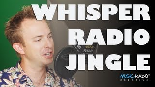 How To Make A Cool Stereo Whisper Jingle in Adobe Audition