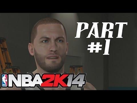 NBA 2K14 - Gameplay Walkthrough - My Career Mode - Part 1 - NBA Rookies