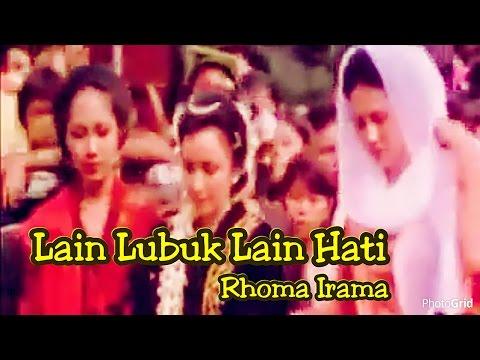 Lain Lubuk Lain Hati - Rhoma Irama - Original Video Clip film