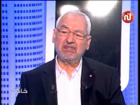 راشد الغنوشي : من مصلحة تونس الوحدة داخل حركة نداء تونس