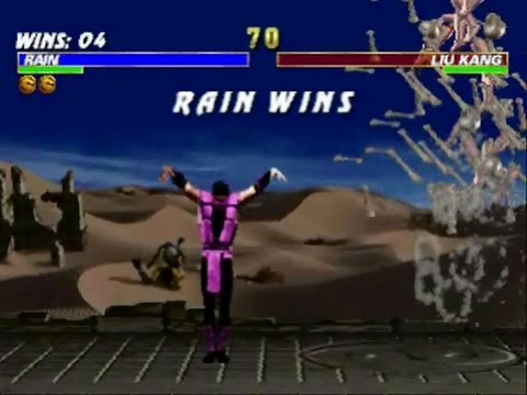 Mortal Kombat Trilogy Playthrough with Rain 1/2