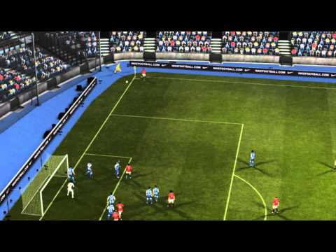 Gol de Voleio Pes 2012