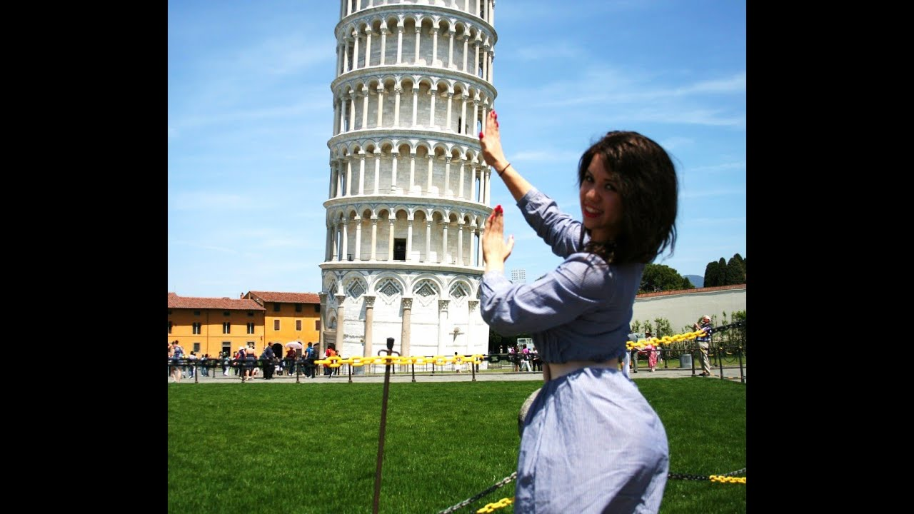 Tower Pisa Facts Facts About Leaning Tower