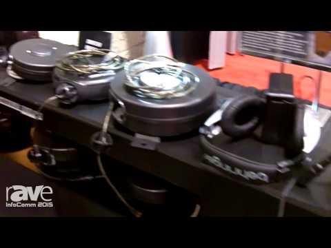 InfoComm 2015: Stage Ninja Displays Retractable Cable Wheels