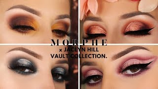 MORPHE x JACLYN HILL VAULT COLLECTION || GIO DREVELI ||