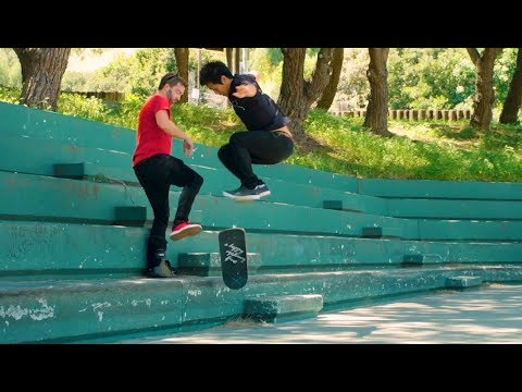We Are ReVive 4: HOW TO HAVE FUN SKATING (While You're Injured)