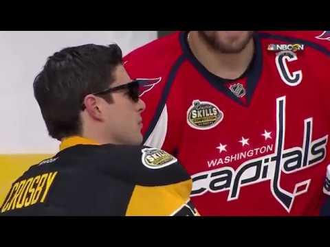Овечкин-Кросби (Мастер Шоу NHL 2017)