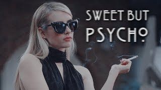 American Horror Story Females • Sweet But Psycho • feat. littlesociopath