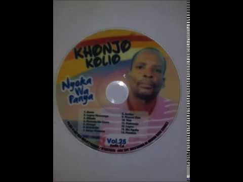 Khonjo Kolio No 25 Kadzo Unalagwa ni Haya