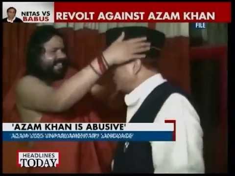 Azam Khan's personal staff accuse him of abusive behaviour, seek transfer