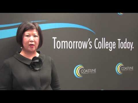 Coastline Community College ( Elwyn California Community Spirit Nomiee of 2013)