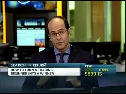 Ashraf Laidi & 2012 Trading Academy Winner John Walsh on CNBC - Dec 21, 2012 Chart