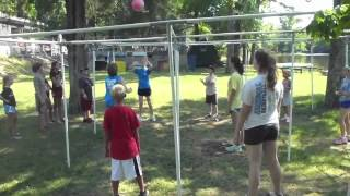 Games at Ferncliff Summer Camps