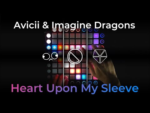 Avicii, Imagine Dragons - Heart Upon My Sleeve | Launchpad Cover By ILet X Quaestio X CHIDI