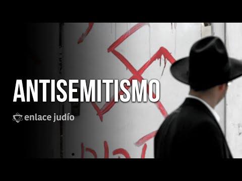 Enlace Judío - Antisemitismo En Conferencia De Salvador Borrego