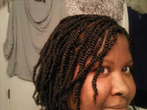 Nubian Twists/Two strand twists