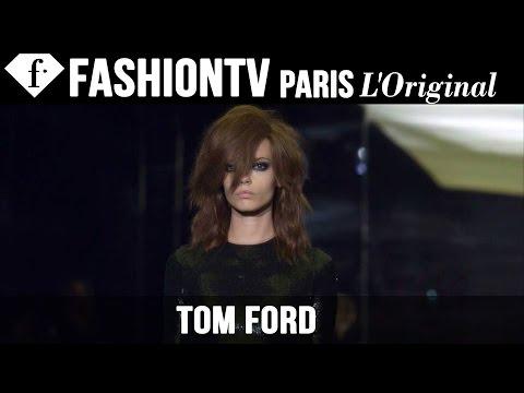 Tom Ford Spring summer 2015   London Fashion Week   Fashiontv video