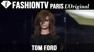 Tom Ford Spring/Summer 2015 | London Fashion Week | FashionTV