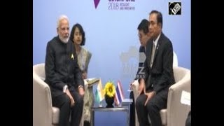 Indian Prime Minister attends Regional Comprehensive Economic Partnership Summit in Singapore