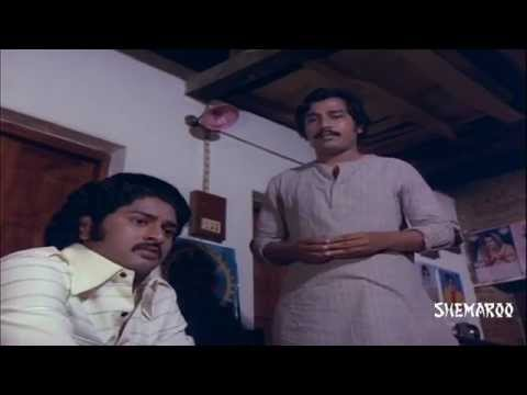 Pedala Brathukulu Movie Scenes - Sudhakar meeting Narayana rao...