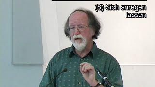 Einführung in die Pädagogik: Didaktik (Vorlesung 10, Prof. Huppertz)