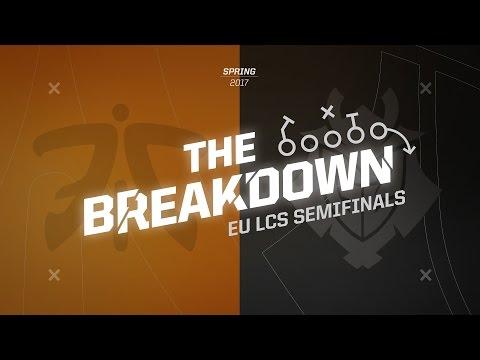 The Breakdown with Jatt: Winning a 3 vs. 5 Fight (EU LCS Semifinals)